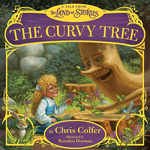 The Curvy Tree cover art