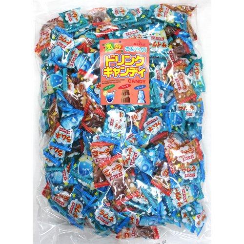 マルエ製菓 ドリンクキャンディ 1kg