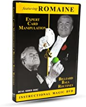 Magic Makers Card & Ball Manipulations - Learn From Romaine