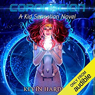 Coronation audiobook cover art