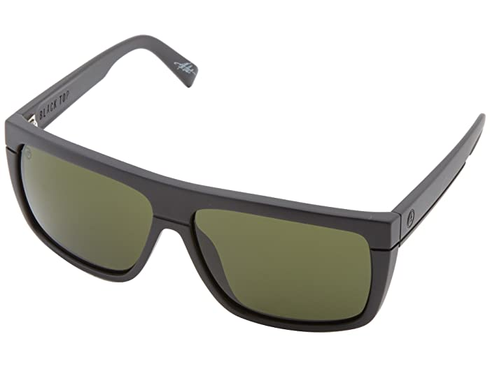Black Top (Matte Black/M Grey) Fashion Sunglasses