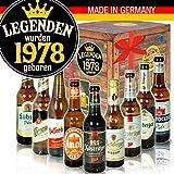 Legenden 1978 - Bier DDR Geschenk Ideen - Geschenk für einen Mann