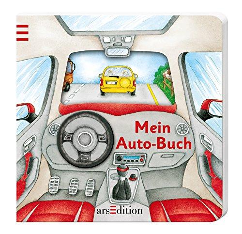 Mein Auto-Buch (Lenkrad-Bücher)