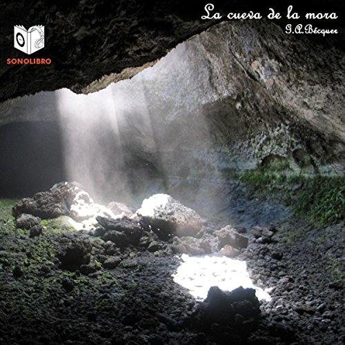 La Cueva de la Mora audiobook cover art