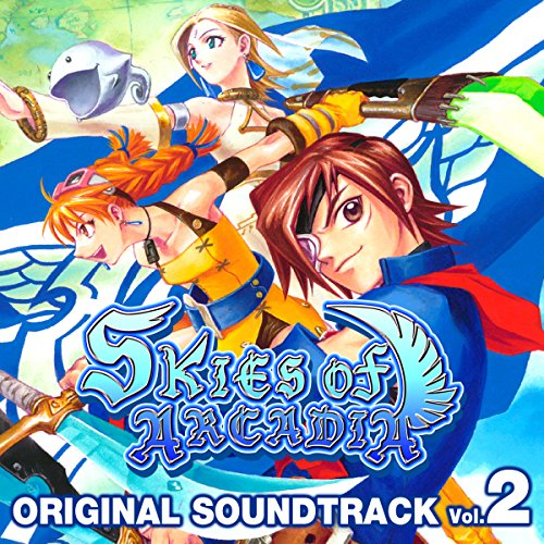 Skies of Arcadia Original Soundtrack vol.2
