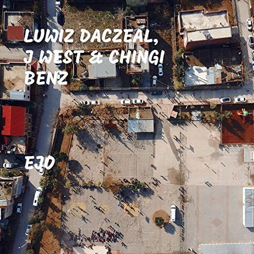 Luwiz Daczeal, J West & Chingi Benz