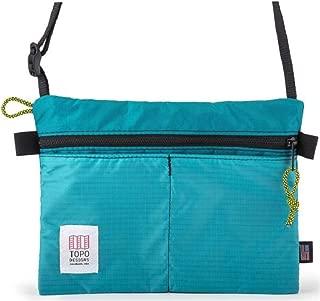 Topo Designs Accessory Shoulder Bag (Turquoise …)
