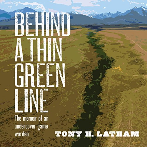 Behind a Thin Green Line cover art