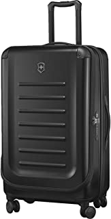 Victorinox Spectra 2.0 Expandable Large Hardside Spinner Suitcase, 30-Inch, Black