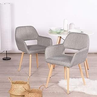 Best scandinavian side chair Reviews