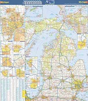 Best map michigan state Reviews