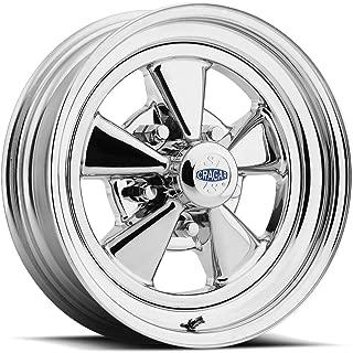 CRAGAR 08/61 S/S Super Sport 15X6 5x4.5/5x4.75 ET-3 Chrm/Aluminum (Qty of 1)