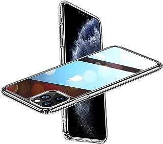 avec Cordon de Serrage pour Suspendre Le Collier Necklace Mediatech Cha/îne de t/él/éphone Portable Compatible avec Samsung Galaxy A7 2018 Transparent Bumper