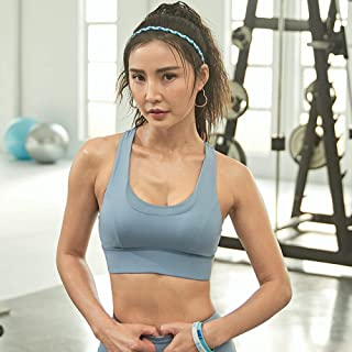 Sports Bra with Pad Push Up Seamless Crop Top Women Fitness Gym Bra Workout Yoga Top Sports Wear Active Tank