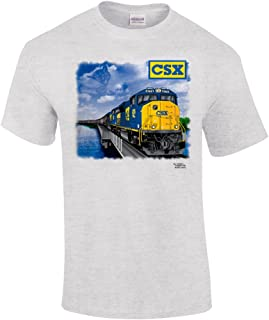 railroad tee shirts