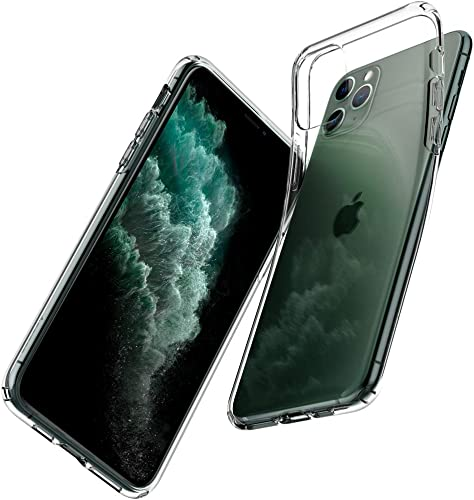 new arrival Spigen Liquid Crystal Designed for discount iPhone 11 wholesale Pro Case (2019) - Crystal Clear sale