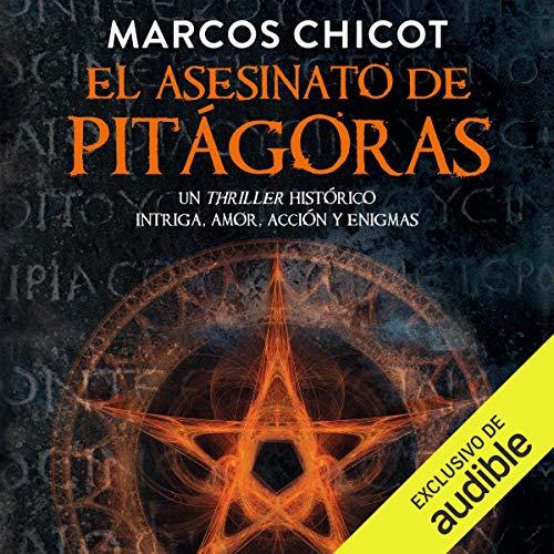 El Asesinato de Pitágoras [The Murder of Pythagoras] audiobook cover art