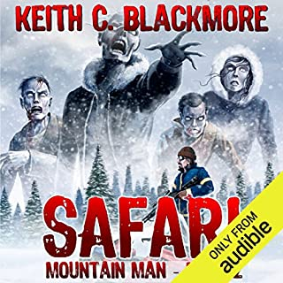 Safari     Mountain Man, Book 2              Written by:                                                                                                                                 Keith C. Blackmore                               Narrated by:                                                                                                                                 R. C. Bray                      Length: 7 hrs and 15 mins     1 rating     Overall 5.0