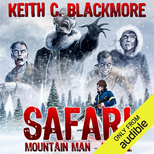Safari audiobook cover art