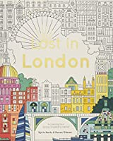 Lost in London: Color Your Way Around the City
