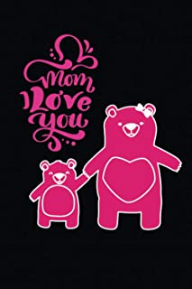 Mom i love you: My Best Friends MY Mother, Thanksgiving Gift for Any Person.