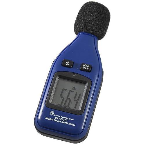 Decibel Meter: Amazon com