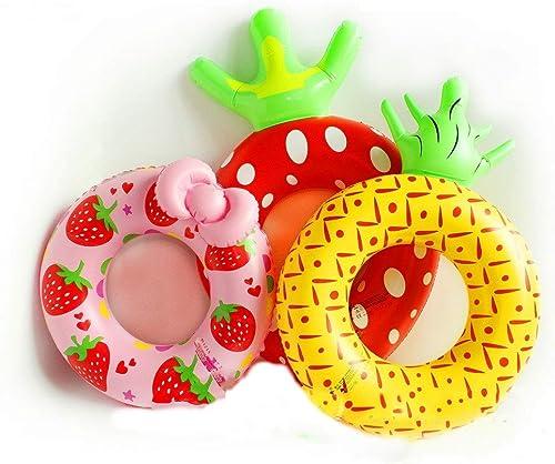 Angle sacue en Forme de Fruit Couleuré, Jouet de Plage d'été, Aide à la Formation de Natation pour Enfants
