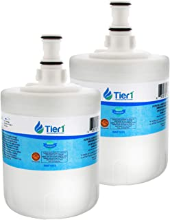 Tier1 Replacement for Whirlpool 8171413, Kenmore 9002, EDR8D1, 469002, 8171414 Refrigerator Water Filter 2 Pack