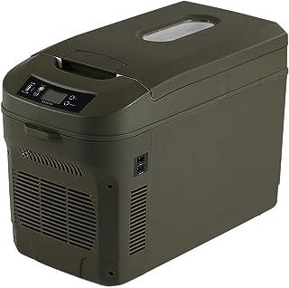 ICEBERG 車載冷蔵庫 22L ポータブル冷蔵庫 保冷 保温 0℃ 冷却 65℃ 加熱 オリーブドラブ AQ22L-OD...