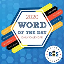 Best calendar word of the day Reviews