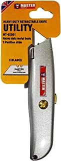 Retractable Utility Knife Master (mt-02000)