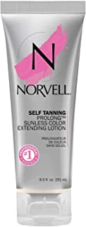 Norvell Prolong Sunless Tanning Color Extender Moisturizing Lotion, 8.5 fl.oz.