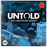 The Creativity Hub CRHD0001 Untold-Das Abenteuer Wartet Spielzeug, Bunt -