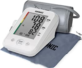 Duronic BPM150 Upper Arm Blood Pressure Monitor | Medically Certified | Fully Automatic | Used by Professionals and Home Users