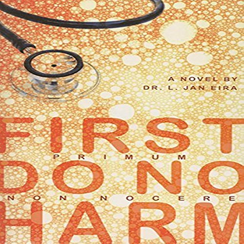 First Do No Harm audiobook cover art