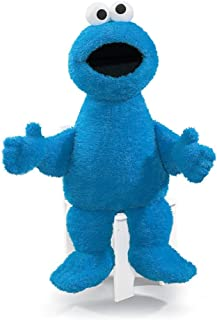 Gund Sesame Street Jumbo Cookie Monster Stuffed Animal, 37 inches