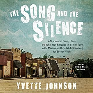 The Song and the Silence audiobook cover art