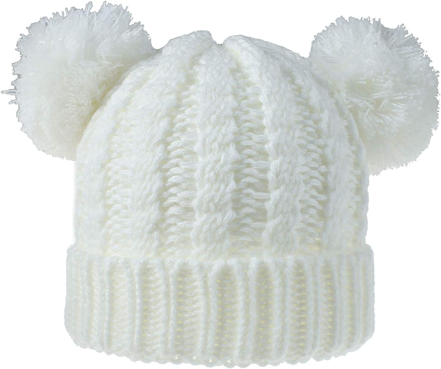 JULAN Kid Baby Warm Winter Beanie Cotton Toddler Knitted Bea 2021new shipping free Brand new Hat