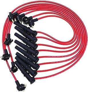 8 Pcs Spark Plug Wire Set for Ford Lincoln Mercury F-150 F250 V8 4.6L