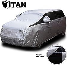 Car cover Copriauto SUV Compatibile con Honda CRV Copriauto speciale Spessa tela di Oxford Protezione solare Parapolvere Copriscarpe Abbigliamento dimensioni : 2015
