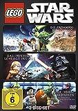 Lego Star Wars: Die Padawan Bedrohung / Das Imperium schlägt ins Aus / Die Yoda Chroniken...