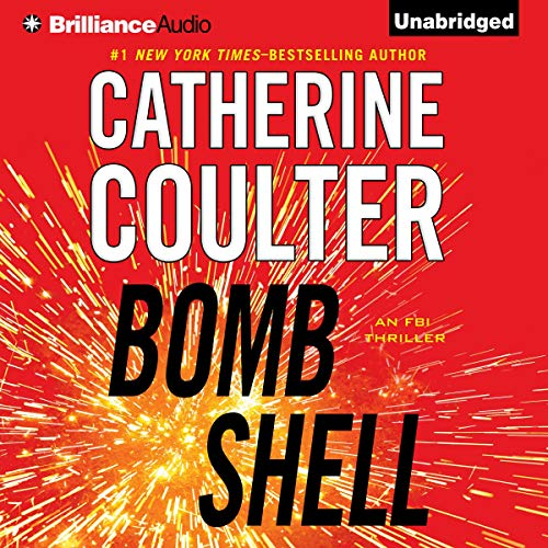 Bombshell audiobook cover art