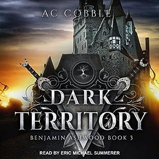 Dark Territory audiobook cover art