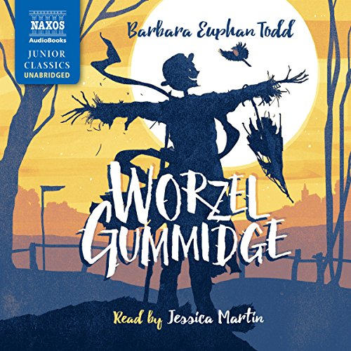 Worzel Gummidge cover art