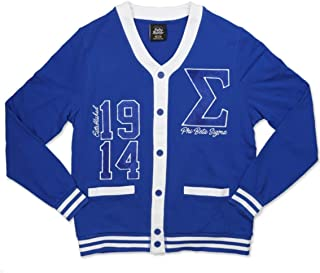 phi beta sigma sweaters cardigans
