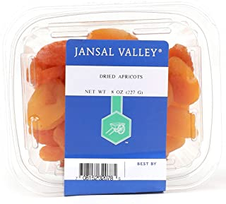 Jansal Valley Dried Apricots, 8 oz
