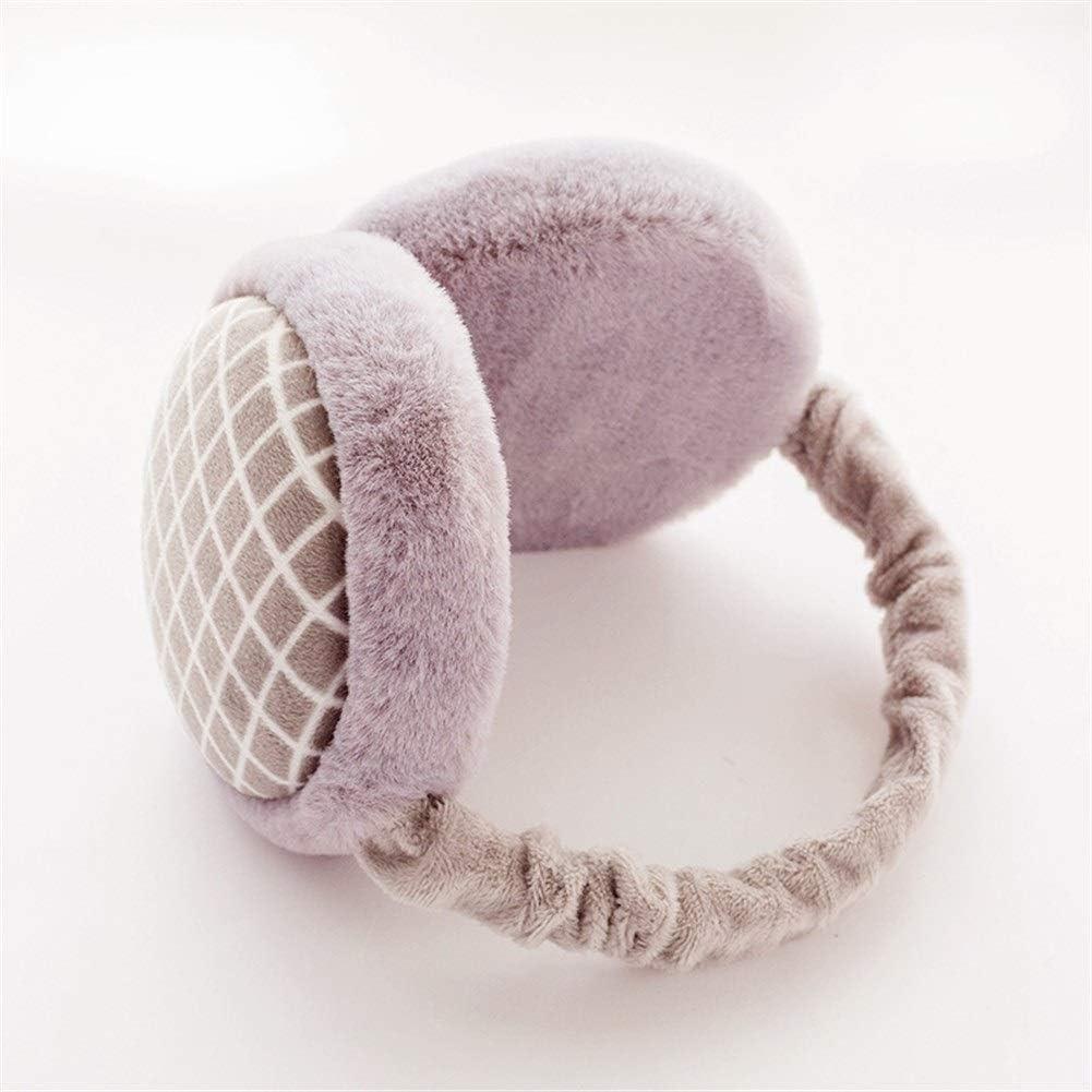 mart ZYXLN-Earmuffs Earmuffs for Women Foldable Warm Muffs Ear Rare Winter