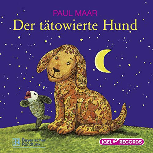 Der tätowierte Hund audiobook cover art