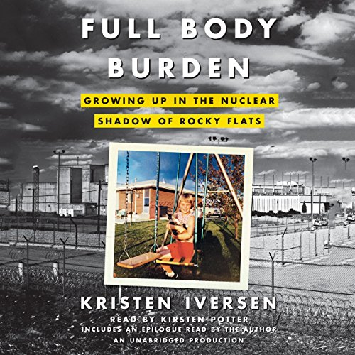 Full Body Burden cover art