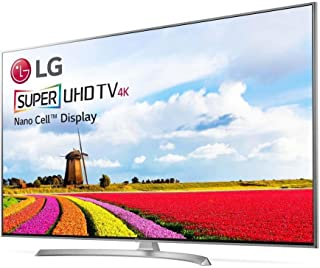 "Smart TV LG Super UHD 65"" polegadas 65SJ8000 WebOS 3.5 Painel IPS 4K Quantum Display com HDR"